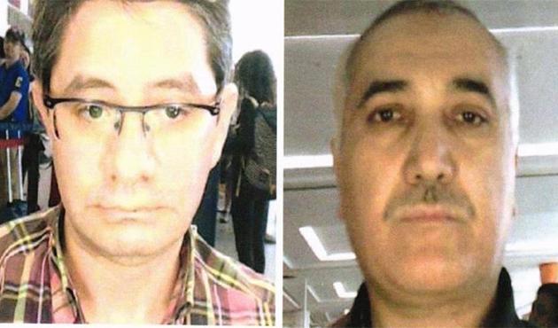Öksüz ve Batmaz'ın ABD'deki fotoğrafları da iddianamede