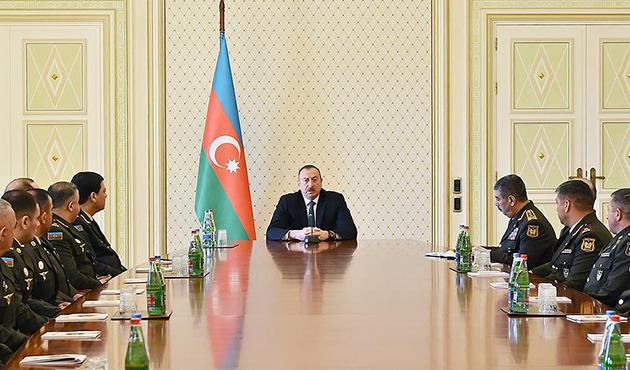 Aliyev'den AKPM'nin Türkiye kararına tepki