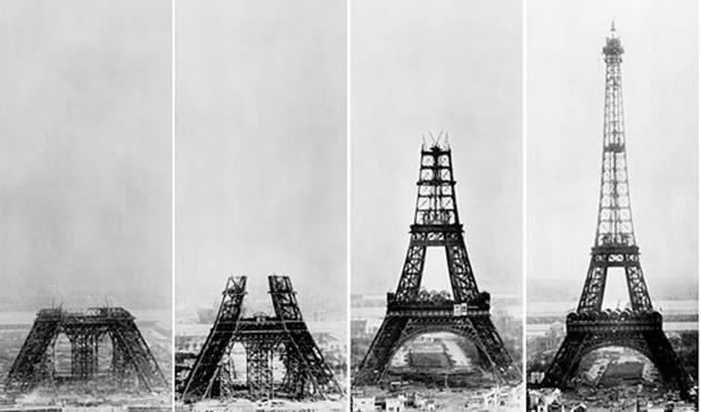 TARİHTE BUGÜN: Paris'in sembolü Eyfel Kulesi yapıldı