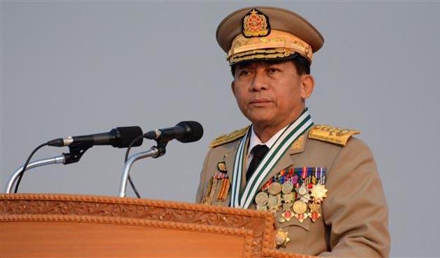 Myanmar Genelkurmay Başkanının 'Rohingya' yorumuna kınama