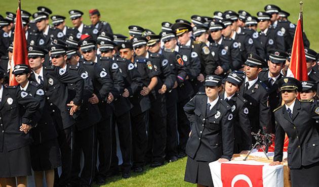 Polis Akademisine giriş yönetmeliklerinde değişiklik