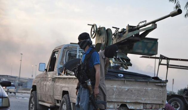 Musul'da 32 DEAŞ üyesi öldürüldü