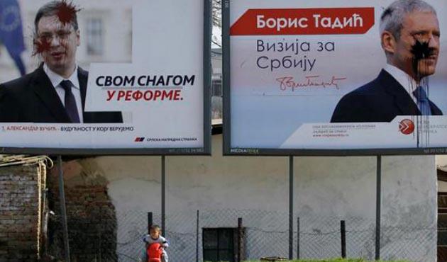 Sırbistan yeni Cumhurbaşkanını seçiyor