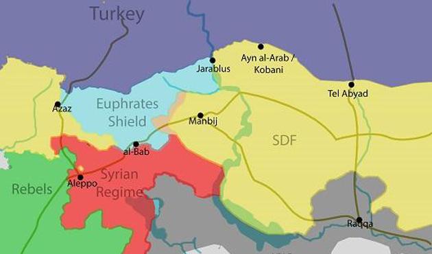 ABD Suriye'deki havaalanı pistlerini genişletti