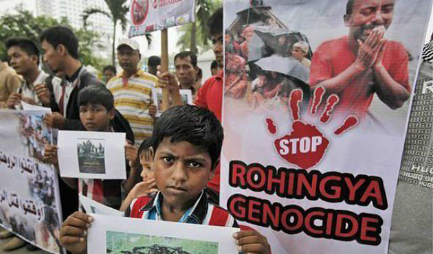 Myanmar liderinden etnik temizliğe yalanlama