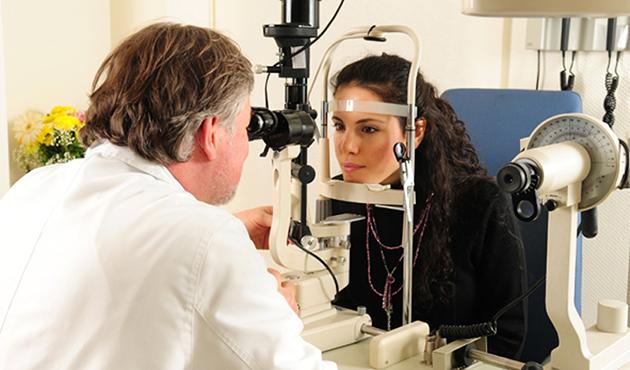 Diyabet göz sağlığı için de çok tehlikeli