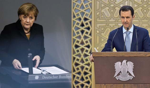 Almanya 'Esed'le olmaz' dedi