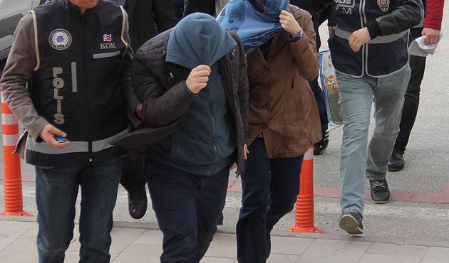 Malatya merkezli FETÖ operasyonunda 11 gözaltı