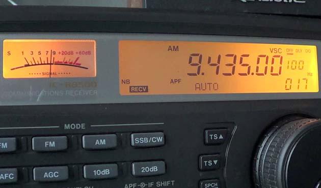 Kuzey Kore radyosu yine 'şifreli sayılar' yayınladı