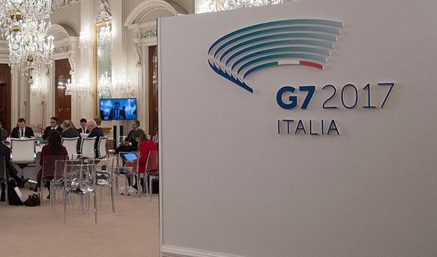 G7 Dışişleri Bakanları Toplantısı ortak bildirgesi