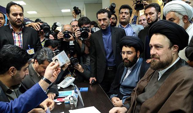 İran'da cumhurbaşkanı adaylık başvuruları başladı