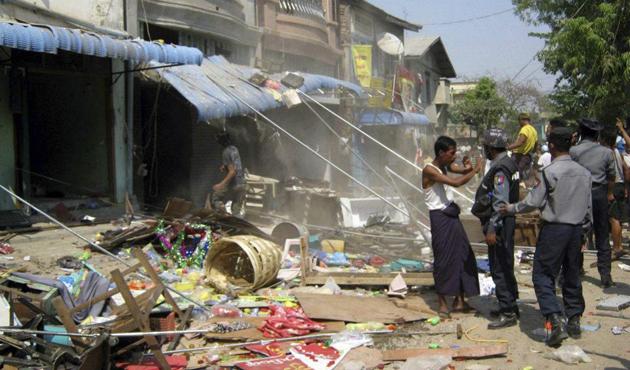 Myanmar Arakan'da BM soruşturması istemiyor