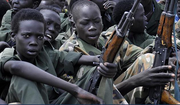 Afrika'da 'çocuk intihar bombacı' sayısı artıyor