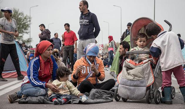 AB ülkeleri sığınmacılar konusunda sözünü tutmadı