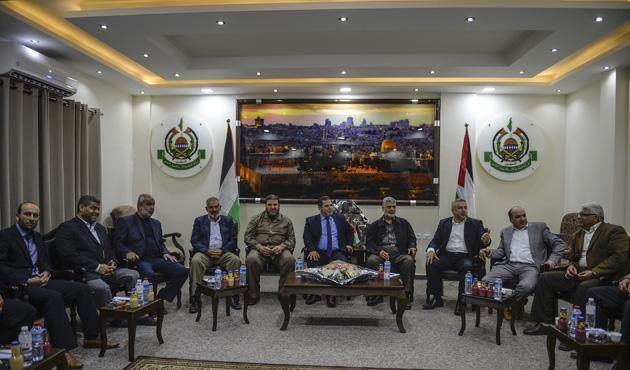 Hamas ile Fetih arasındaki uzlaşı girişimleri