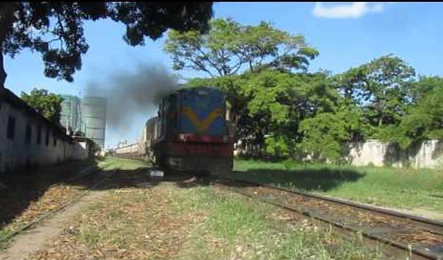 Doğu Afrika'nın en hızlı treni için temel atıldı