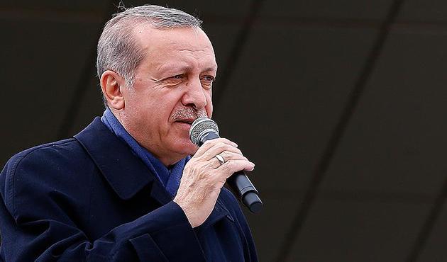 Erdoğan: Zaferler bizi sarhoş etmeyecek