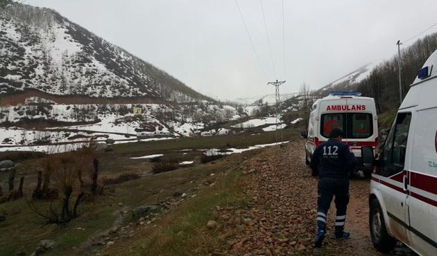 Düşen helikopterin enkazına ulaşıldı: 12 şehit