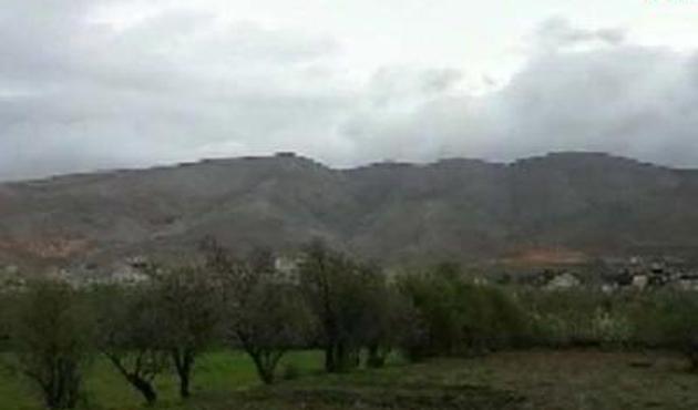 Tunceli'de düşen helikopterden yardım çağrısı geldi