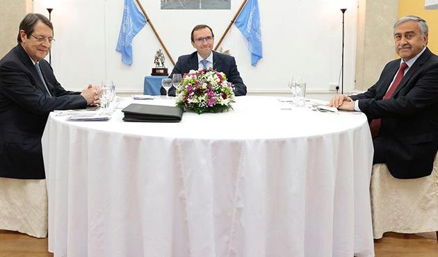 'Kıbrıs müzakerelerinde kritik dönemeç'