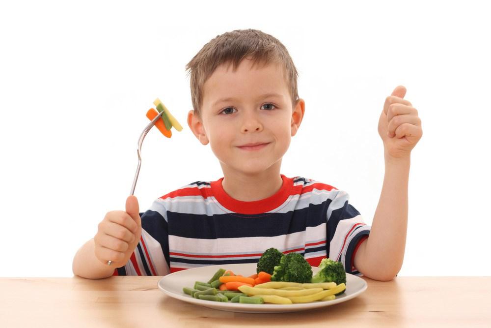 Çocuklarda yeme alışkanlıkları