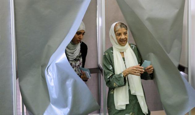 Fransa'da Müslümanlara 'Oy kullanın' çağrısı