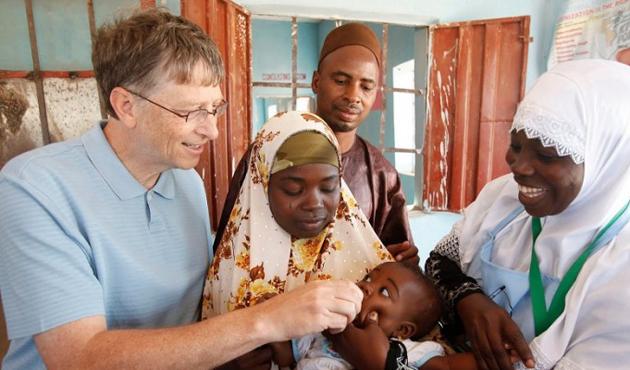 İngiltere Afrika'ya yardımı keserse...