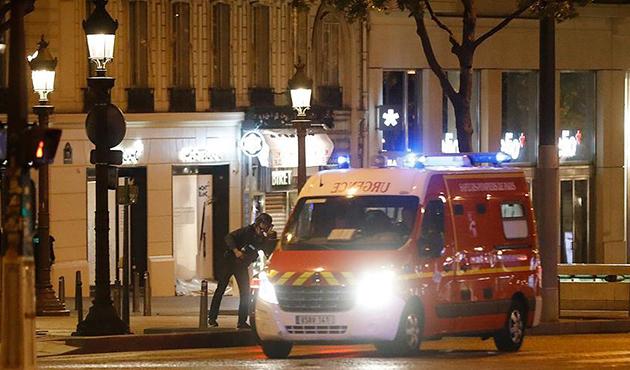 Fransa'da polise silahlı saldırı: Ölü ve yaralılar var