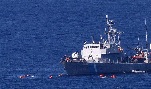 Ege'de sığınmacı teknesi battı: 6 ölü