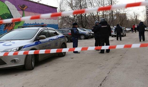 Rusya'da okulda patlama