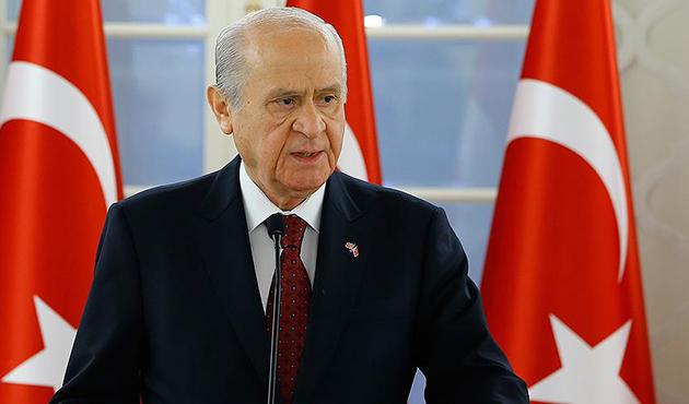 Bahçeli: Türkiye'yi dışlamanın Avrupa'ya ağır bir faturası olacak