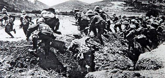 TARİHTE BUGÜN: Çanakkale Kara Savaşları başladı