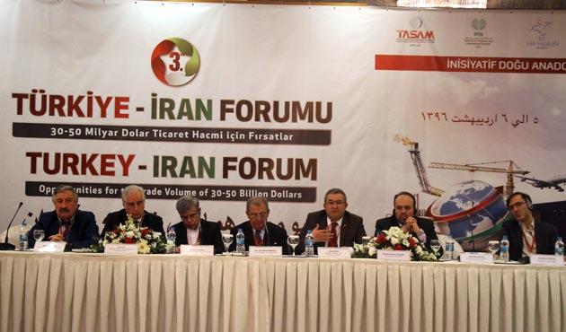 Van'da 3. Türkiye-İran Forumu