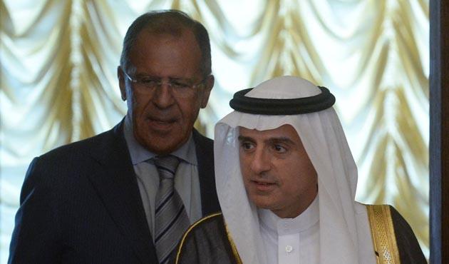 Suudi Arabistan Dışişleri Bakanı el-Cubeyr Moskova'da