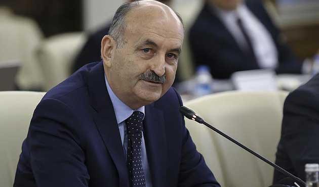 Bakan Müezzinoğlu'ndan kıdem tazminatı açıklaması