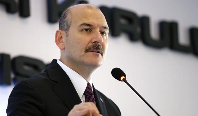 Süleyman Soylu'ya suikast engellendi | VİDEO