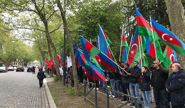 Azerbaycan diasporasından AKPM'nin Türkiye kararına tepki