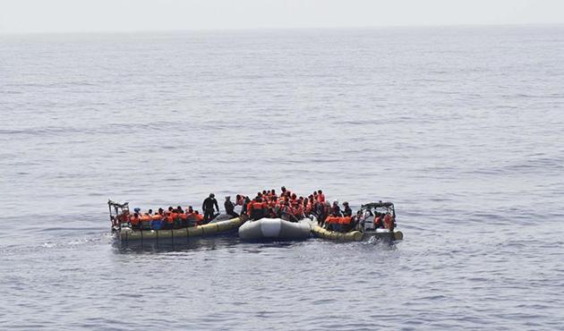 Göçmen kurtarma faaliyetlerine katılan STK'lara yönelik şüphe