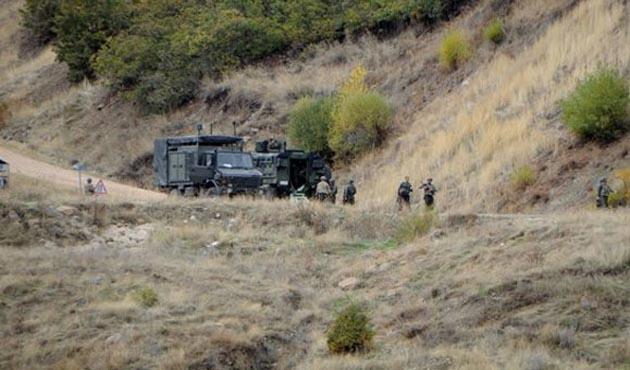 Tunceli'de PKK'nın bombacısı ölü ele geçirildi