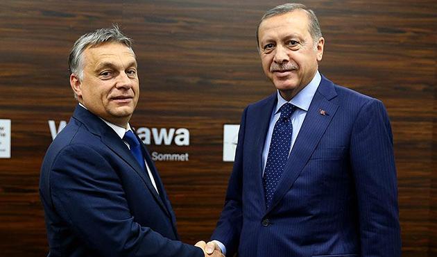 Orban: Avrupa'nın ve Macaristan'ın güvenliği Türkiye'ye bağlı