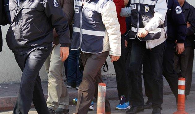 50 astsubay gözaltına alındı
