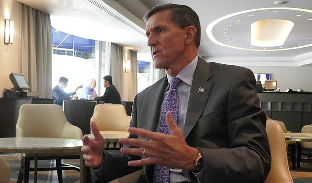 'ABD Savunma İstihbarat Ajansı Flynn'i uyardı' iddiası