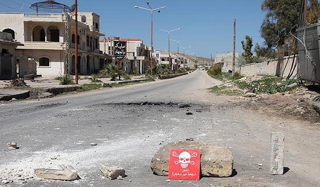 Esed rejiminin kimyasal silah kullandığı doğrulandı