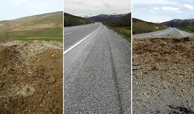 Bitlis'te 350 kilogram patlayıcı imha edildi