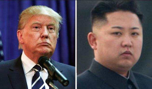 ABD Başkanı Trump'tan Kim'in davetine kabul