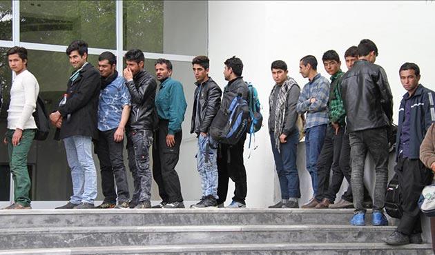 Erzincan'da 90 kaçak yakalandı