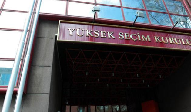 YSK'dan Ankara Cumhuriyet Başsavcılığı'na suç duyurusu kararı