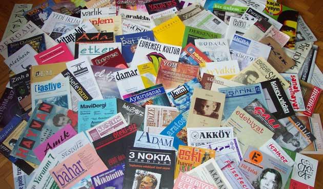 Dergilerin Mayıs sayıları okuyucularıyla buluşmaya başladı