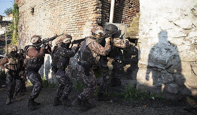 Türkiye genelinde uyuşturucu operasyonunda 645 gözaltı