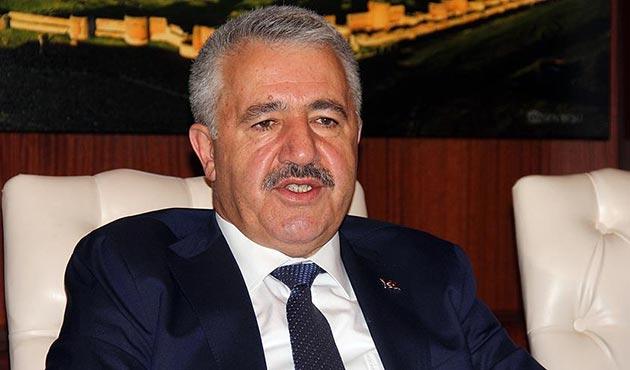 Ulaştırma Bakanı Arslan'dan 'Wikipedia' açıklaması